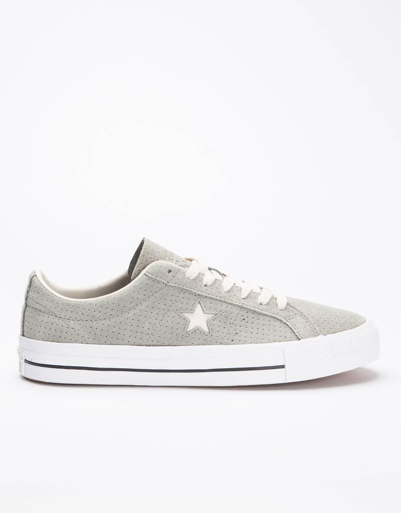 Converse One Star Pro Ox Dark Stucco/Wood/White