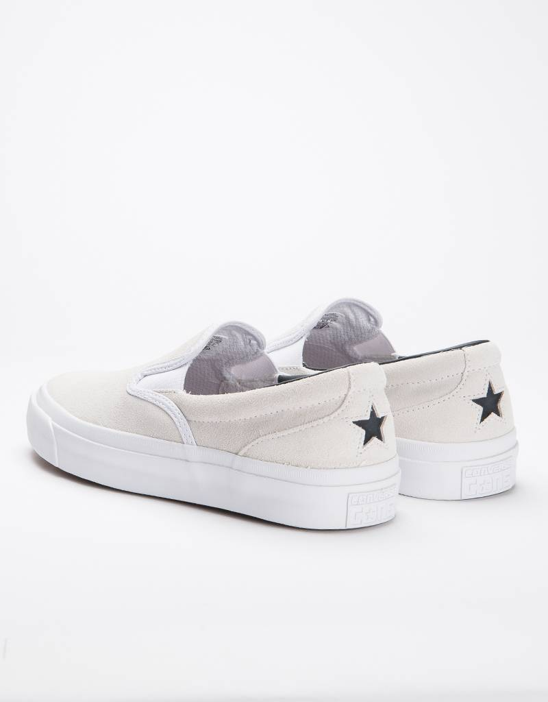 Converse One Star CC Slip White/White