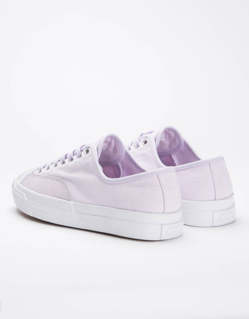 Converse Jack Purcell Pro Ox Barely Grape/White