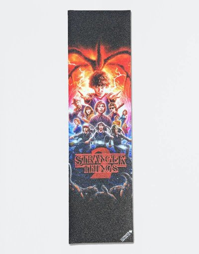 Madrid x Stranger Things Flypaper Retro Griptape Sheet