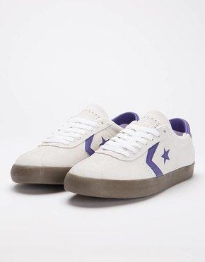 Converse Converse Breakpoint Pro Ox White Court/Purple/Gum