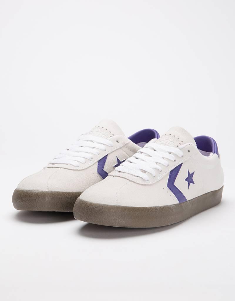 Converse Breakpoint Pro Ox White Court/Purple/Gum