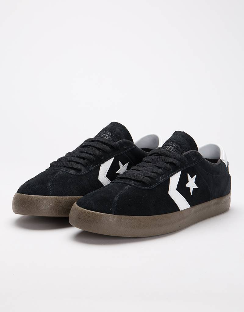 Converse Breakpoint Pro Ox Black/White/Gum