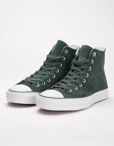 Converse  Ctas Pro Hi Vintage Green/Egret/White