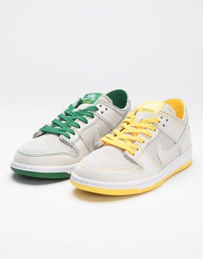 Nike Sb Zoom Dunk Low Pro Ishod Wair Decon White/Aloe/Verde