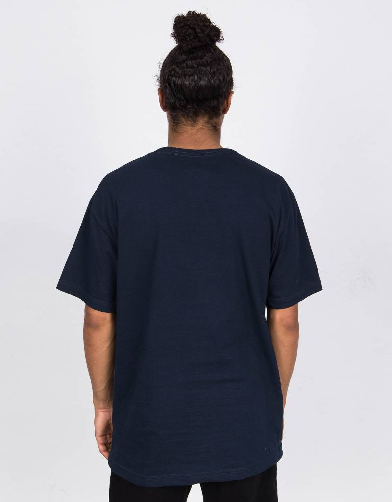 Hotel Blue Logo T-Shirt Navy