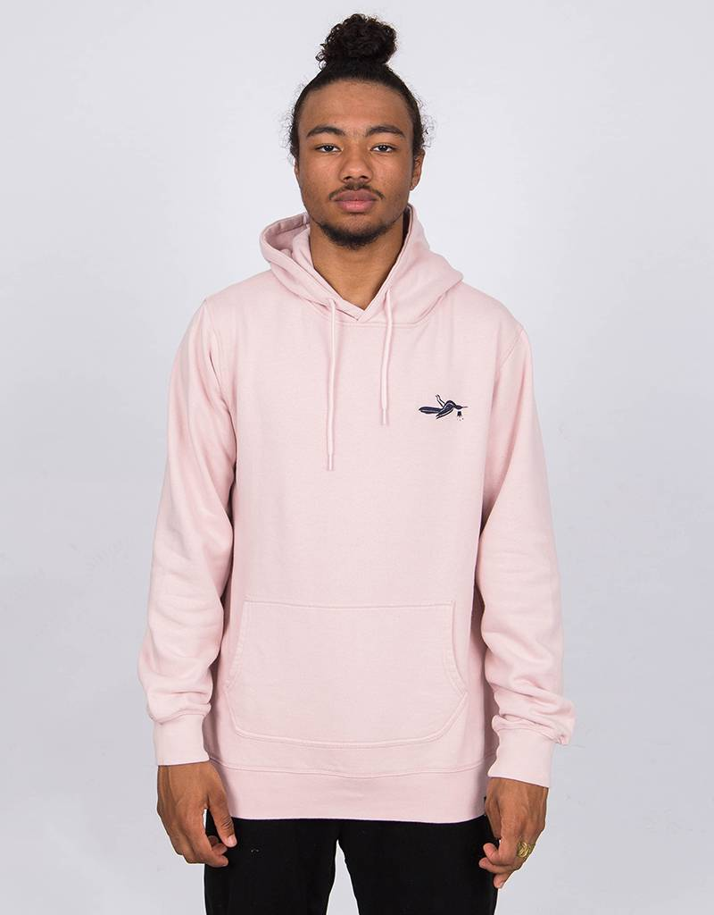 Parra Discarded Hoodie Washed Pink