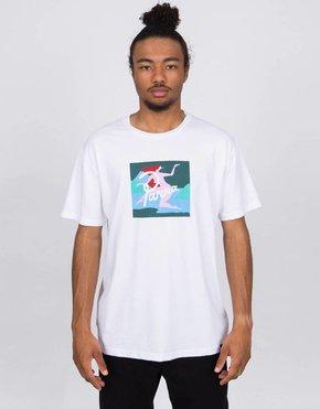 Parra Parra Lagoon T-Shirt White