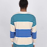 Polar Multicolor Longsleeve White/Yellow