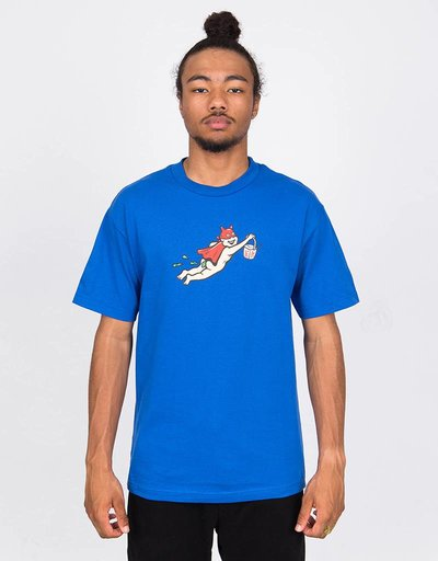 Polar Take Away T-Shirt Blue
