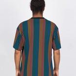 Polar Multicolor T-Shirt Black