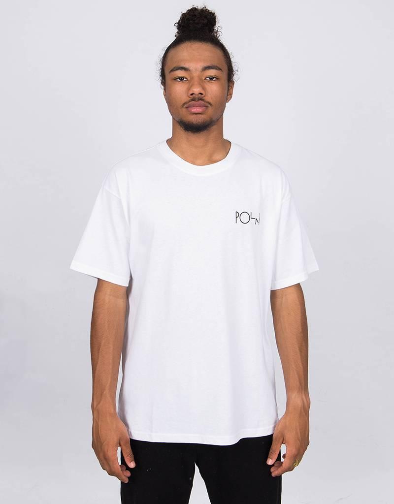 Polar Fountain T-Shirt White