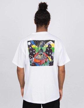 Polar Polar Fountain T-Shirt White