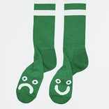 Polar Happy Sad Socks Green
