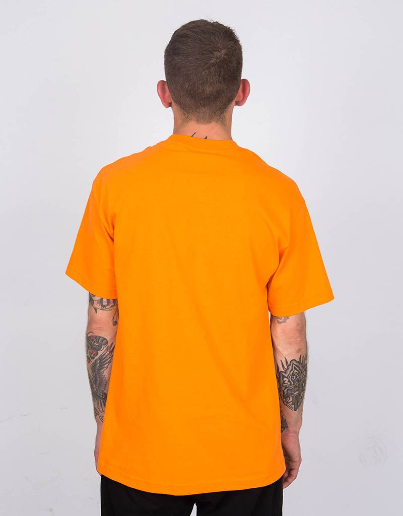 Stingwater Groe Together Brown Cap T-Shirt Orange