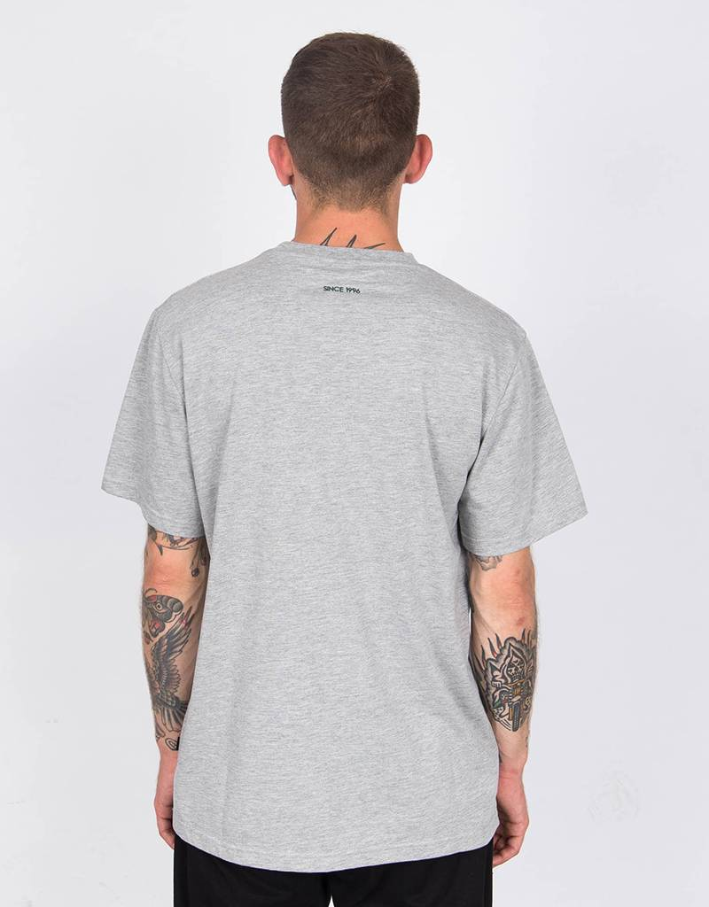Lockwood Mint Embroidered Logo T-Shirt Grey