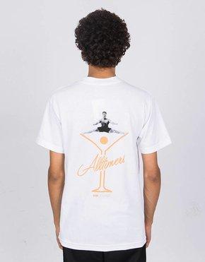 Alltimers Alltimers Splits T-Shirt White