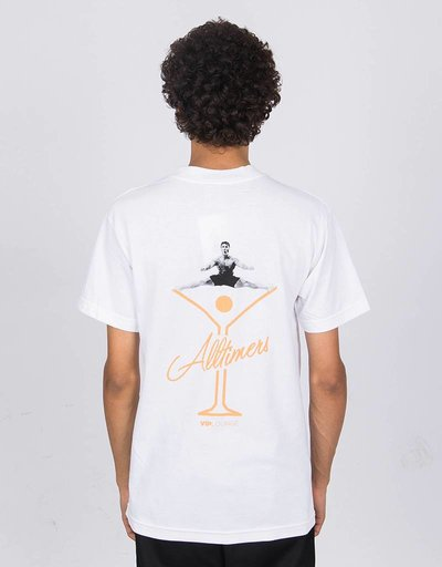Alltimers Splits T-Shirt White