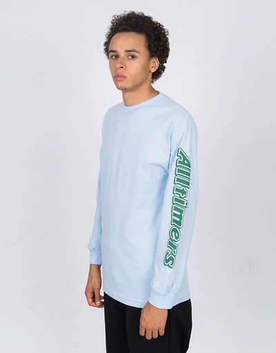 Alltimers Choco Longsleeve Powder Blue
