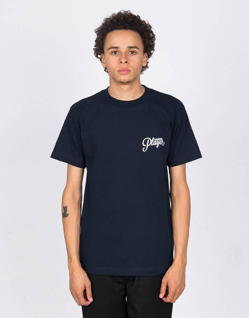 Alltimers Splits T-Shirt Navy