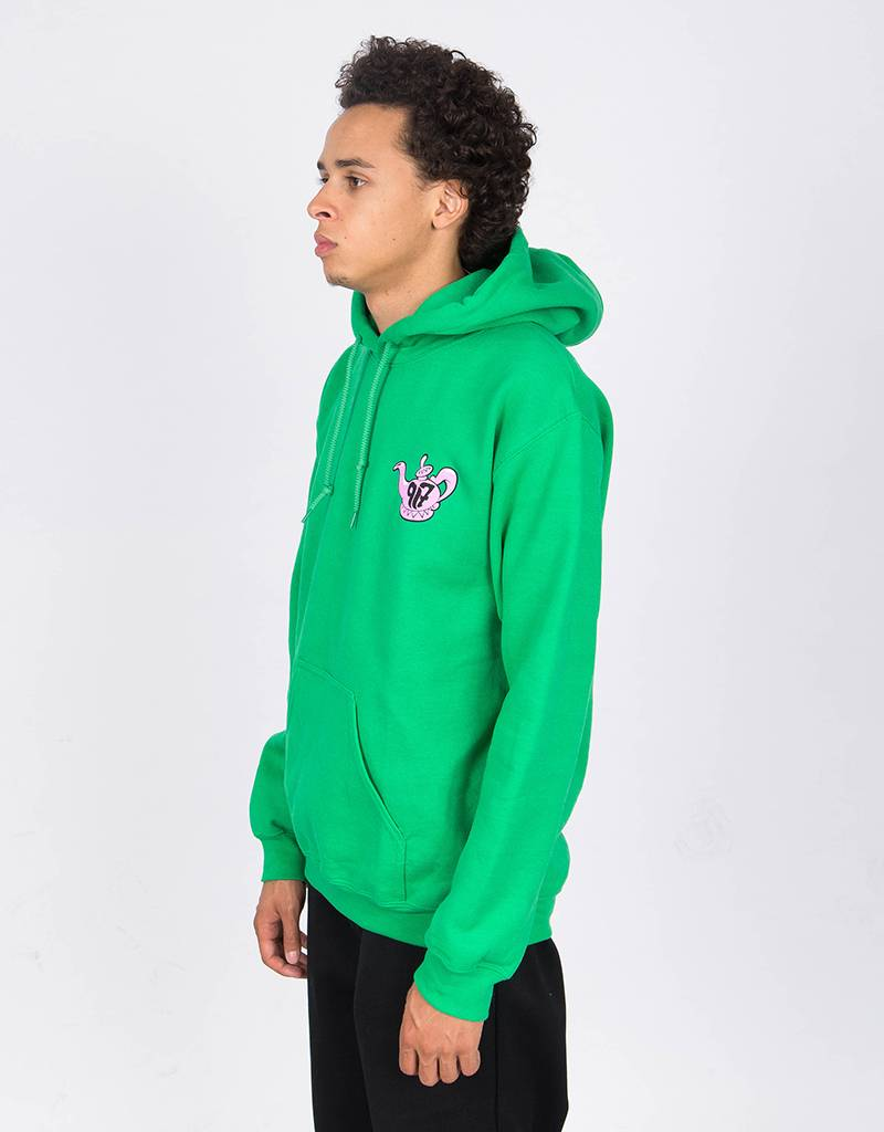 Call Me 917 Really Sorry Hoodie Green