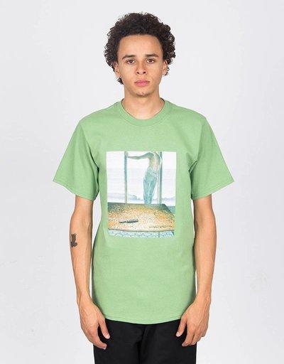Hockey AA Carving T-Shirt Dill Green
