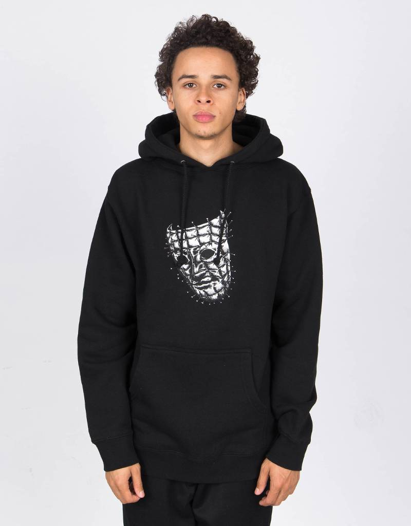 Hockey Kevin Illusions Hoodie  Black