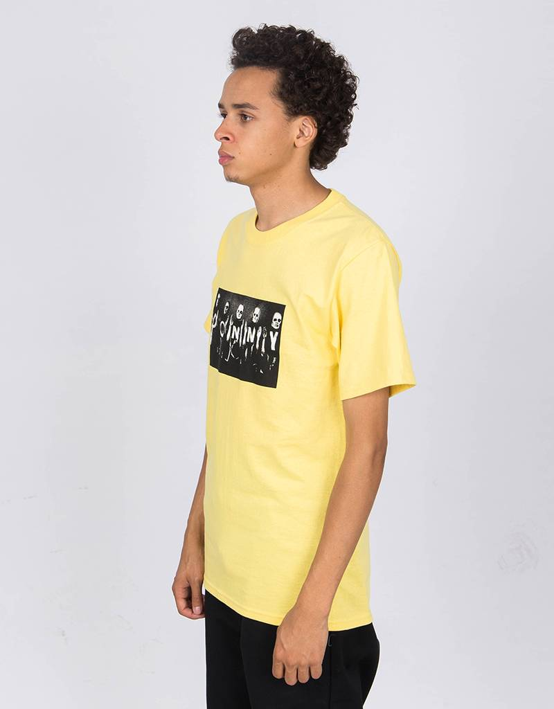 Hockey Donny Fans T-Shirt Yellow