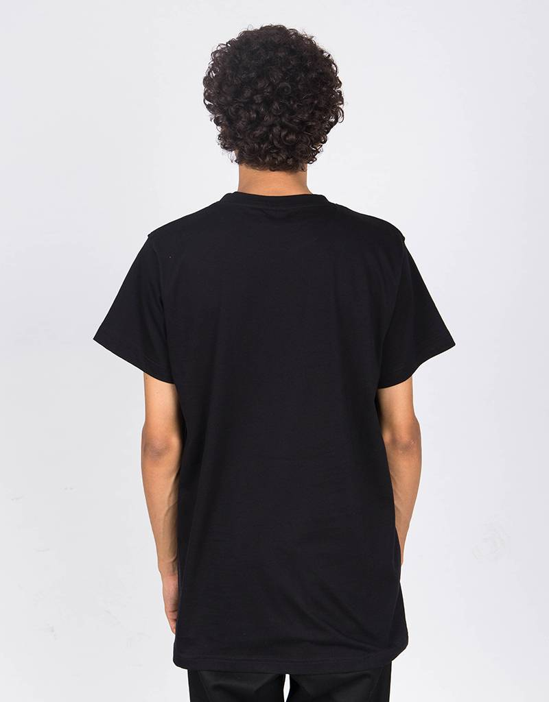 Octagon Flashback T-shirt Black