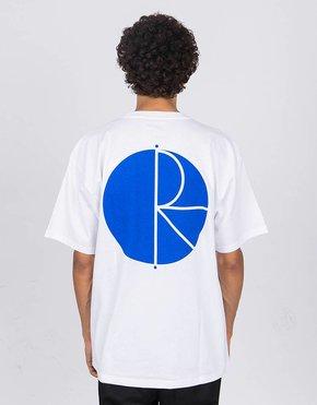 Polar Polar Fill Logo T-Shirt White