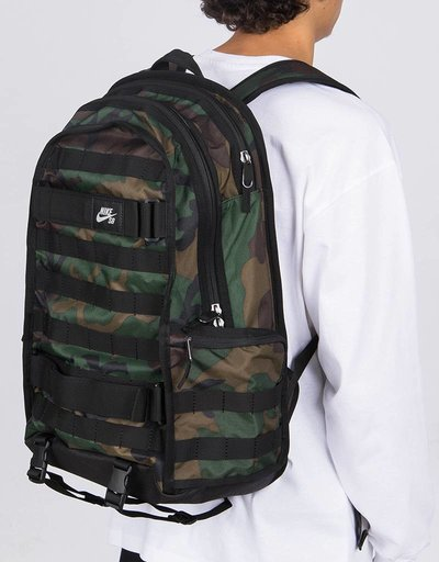 Nike SB RPM Backpack Iguana/Black