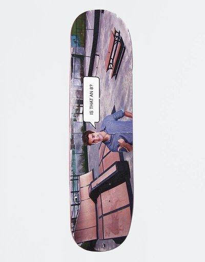 "Alltimers Skatepark Deck 8,0"""