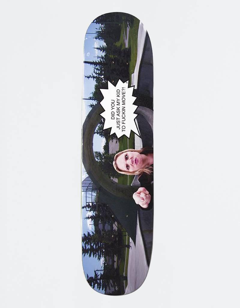 "Alltimers Skatepark Mom Deck 8,1"""