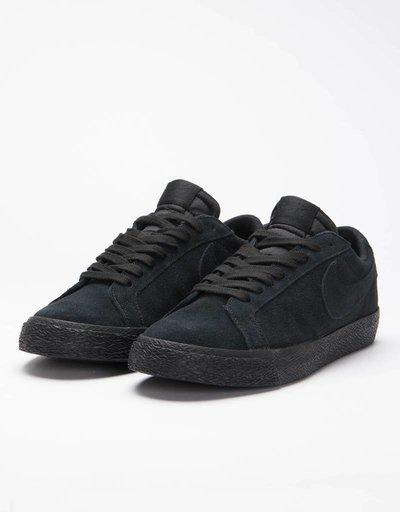 c0671ad41249 Nike SB Zoom Blazer Low black black-gunsmoke
