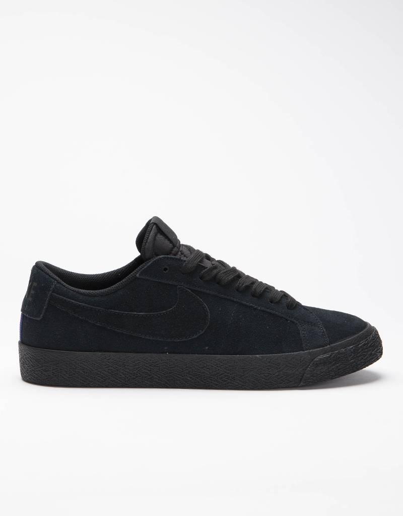 Nike SB Zoom Blazer Low black/black-gunsmoke
