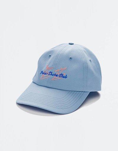 Polar Skate Club Cap Blue