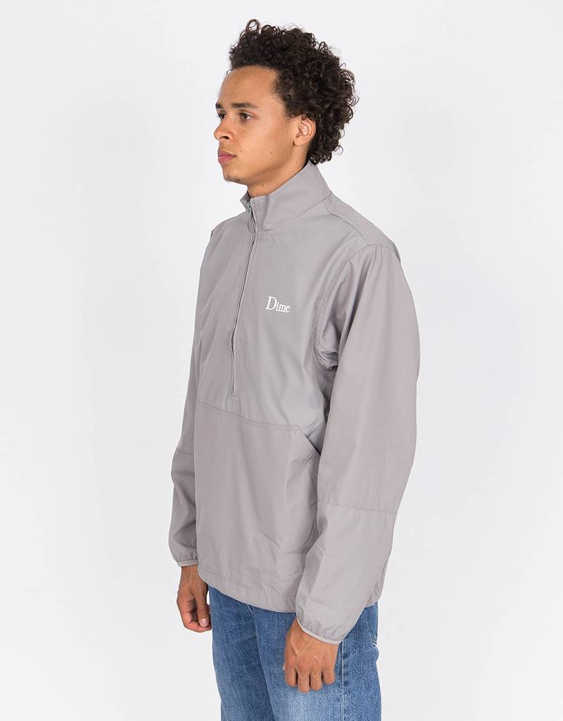 Dime Golf Jacket Gray