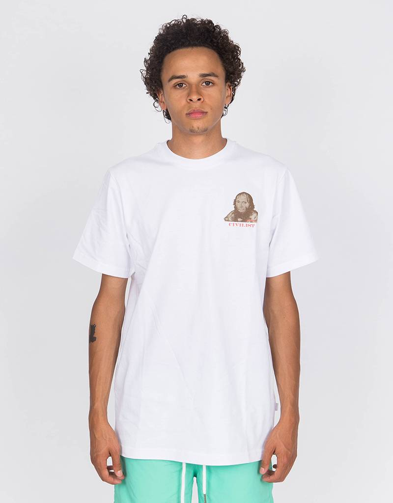 Civilist 1000 Mark Tee White