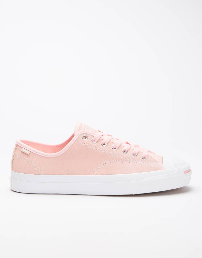 Converse Jack Purcell Pro Ox Storm Pink/White