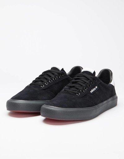 Adidas 3MC Suede Triple Black