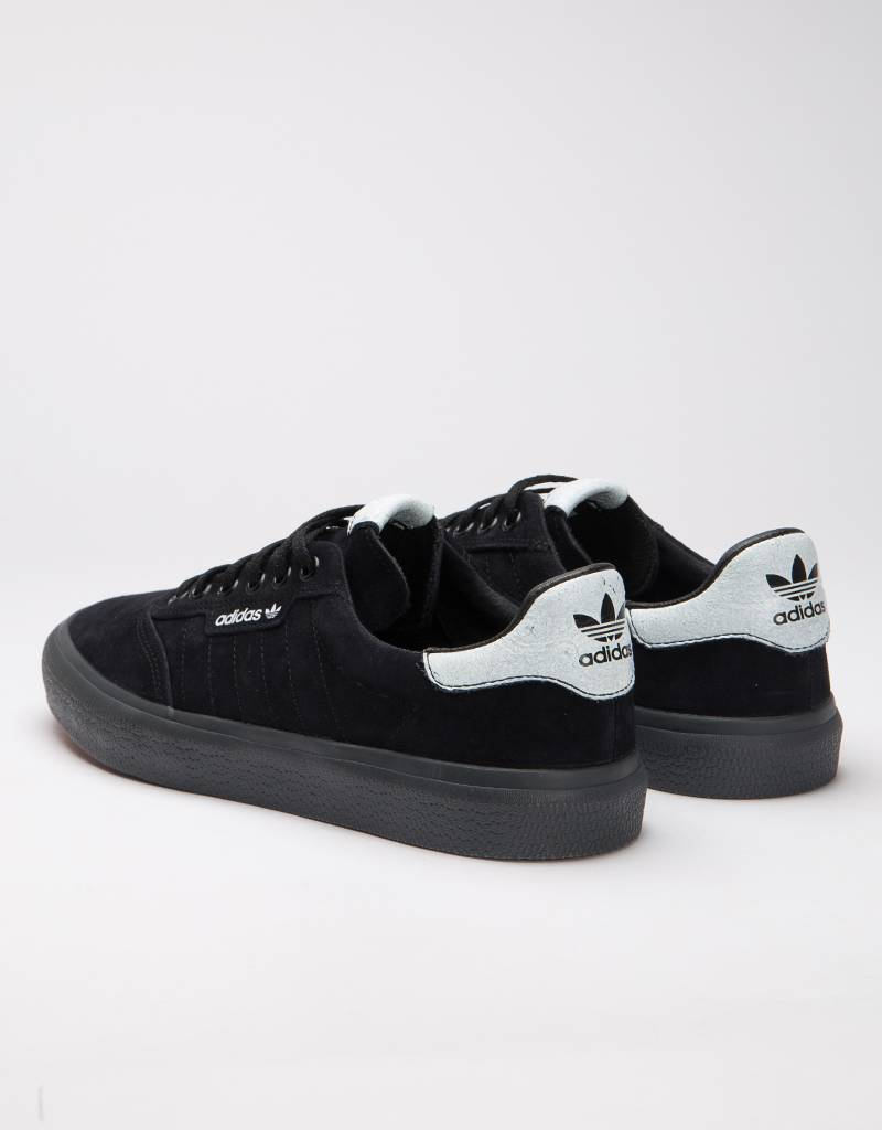 Adidas 3MC Suede Triple Black