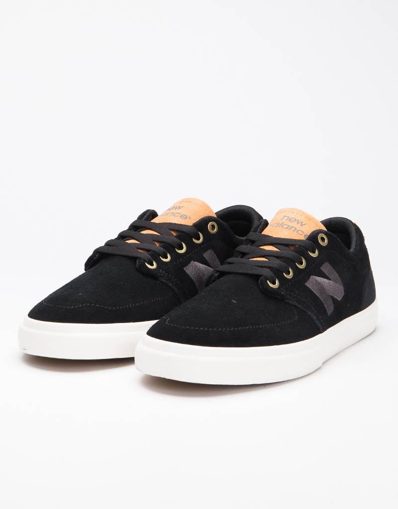 afcf1e76de0 New Balance Numeric NM345BLB Black White Brown - Lockwood Skateshop