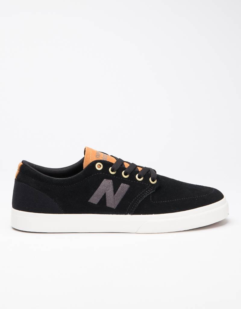 New Balance Numeric NM345BLB Black/White/Brown