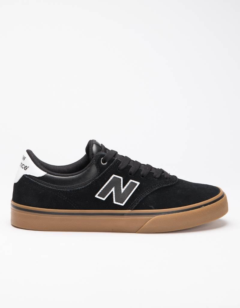 New Balance Numeric NM255BKG Black/Gum