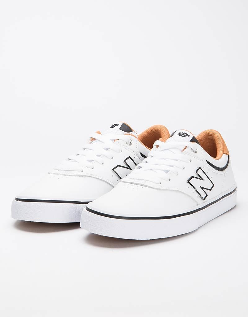 5d030332215 New Balance Numeric NM255WBL White Blue - Lockwood Skateshop