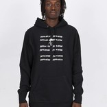 Fucking Awesome  Yuck Hoodie Black