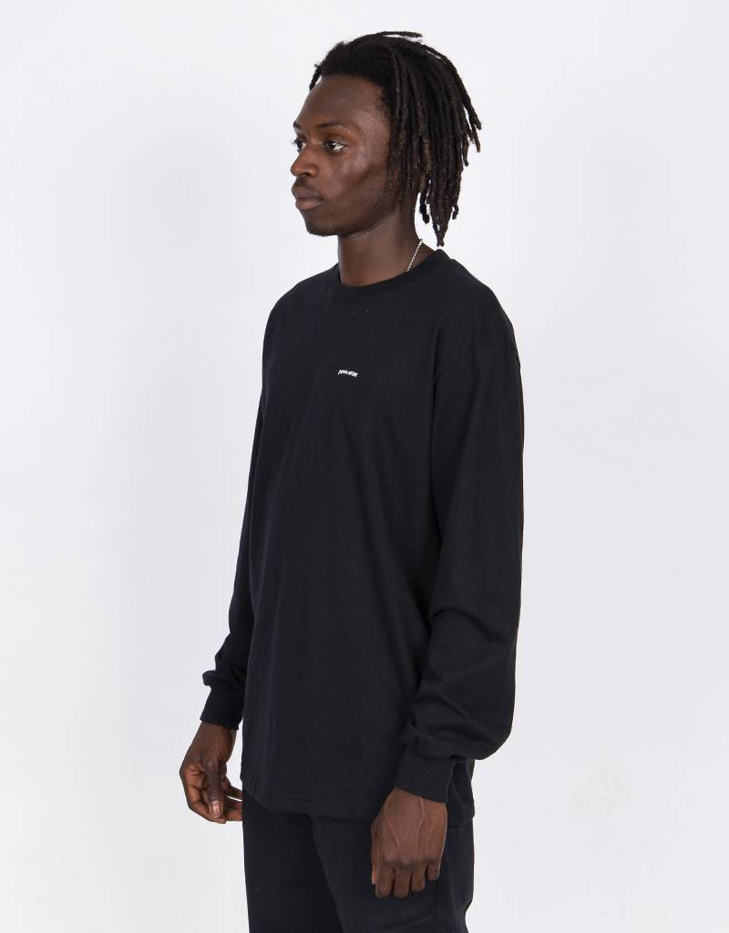 Fucking Awesome Portal Longsleeve Black