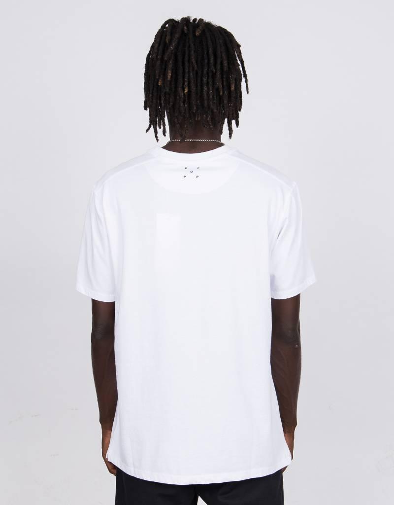 Pop Trading Company Tokyo T-Shirt White