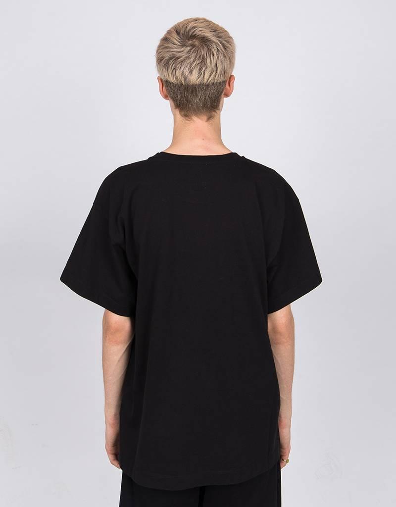 Paccbet T-shirt Rassvet Ne Za Gorami Black
