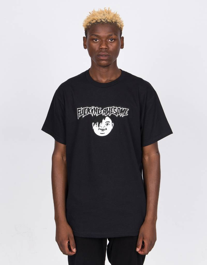 Fucking Awesome Oil Head T-Shirt Black